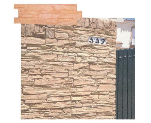 Muren deco printbeton - Deco grijze muur ...